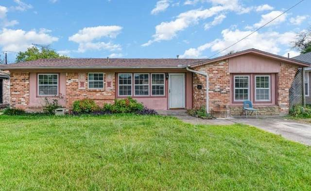 710 Carpenter Drive, Garland, TX 75040 (MLS #14675598) :: Epic Direct Realty