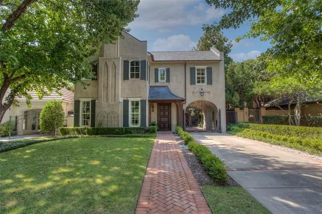 4913 Lafayette Avenue, Fort Worth, TX 76107 (MLS #14675881) :: Frankie Arthur Real Estate