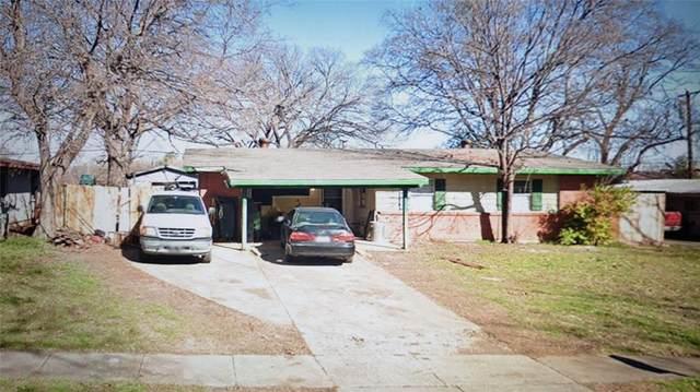 3400 Leatherleaf Lane, Arlington, TX 76015 (MLS #14675968) :: The Chad Smith Team