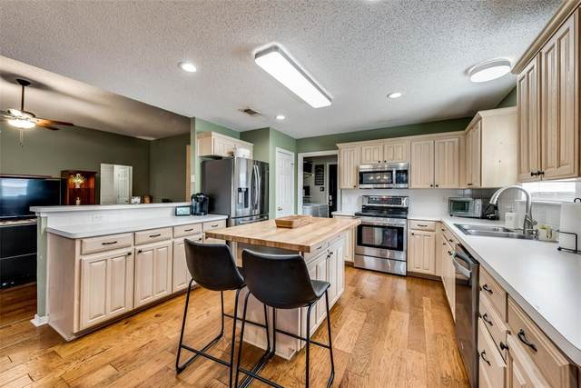 8113 Kathleen Drive, Fort Worth, TX 76137 (MLS #14676370) :: Lisa Birdsong Group | Compass