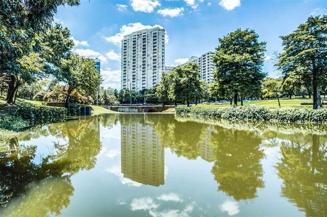 3225 Turtle Creek Boulevard #110, Dallas, TX 75219 (MLS #14676680) :: All Cities USA Realty