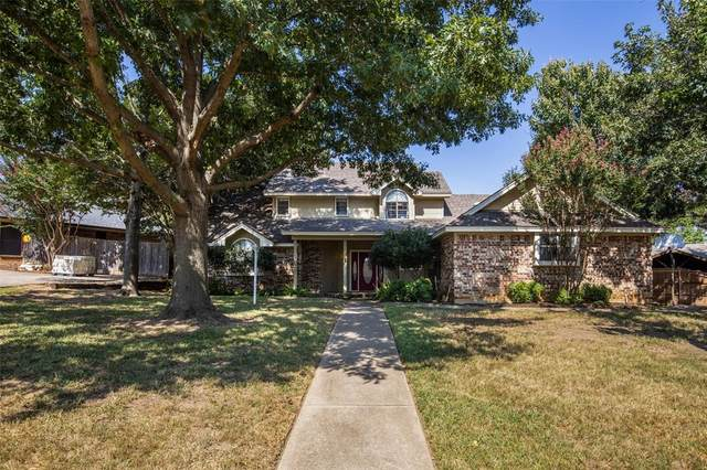 7337 Londonderry Drive, North Richland Hills, TX 76182 (MLS #14676857) :: Real Estate By Design