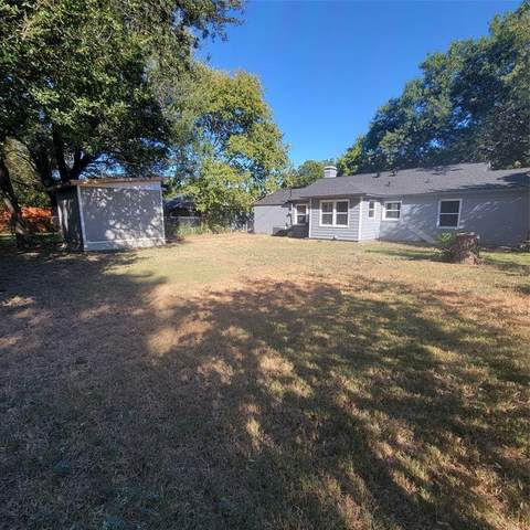 2637 Grayson Drive, Dallas, TX 75224 (MLS #14677368) :: The Star Team   Rogers Healy and Associates
