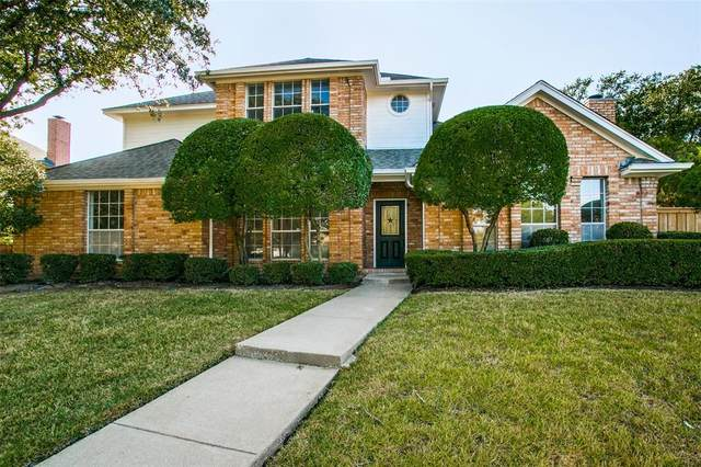 6610 Meade Drive, Colleyville, TX 76034 (MLS #14677407) :: Real Estate By Design