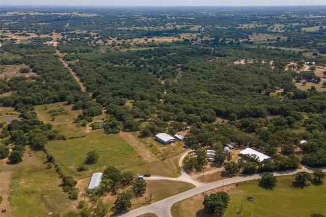 240 County Road 3672, Springtown, TX 76082 (MLS #14677546) :: The Tierny Jordan Network