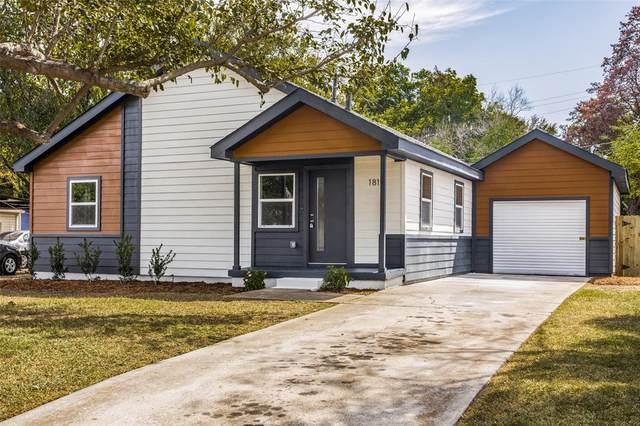 1818 Engle Avenue, Dallas, TX 75224 (MLS #14677780) :: Real Estate By Design
