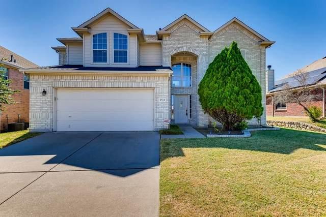 2713 Logan Drive, Mansfield, TX 76063 (MLS #14677956) :: The Chad Smith Team
