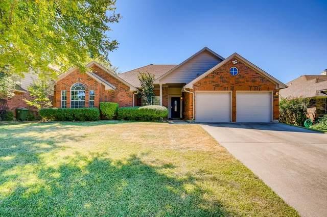 4520 Westchase Circle, Grapevine, TX 76051 (MLS #14677962) :: RE/MAX Pinnacle Group REALTORS