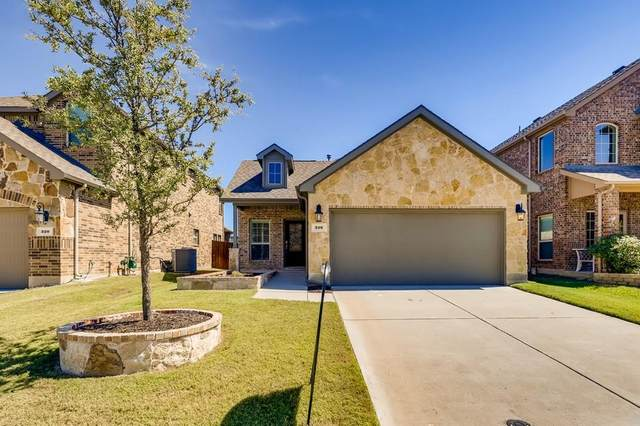 316 Black Bear Drive, Mckinney, TX 75071 (MLS #14677971) :: Real Estate By Design