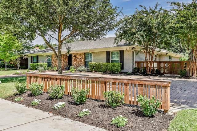 14944 Lacehaven Drive, Dallas, TX 75248 (MLS #14678101) :: Real Estate By Design