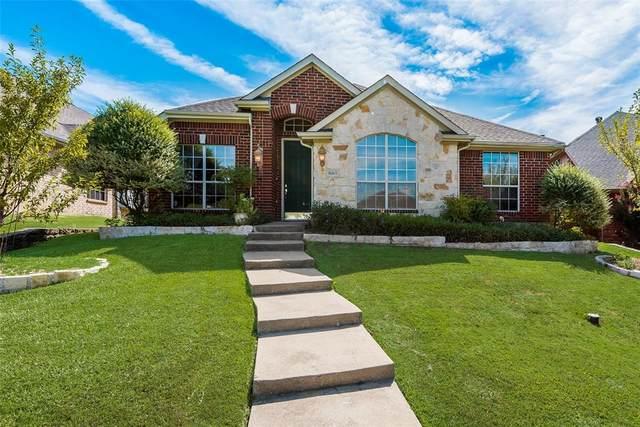 1665 Cresthill Drive, Rockwall, TX 75087 (MLS #14678147) :: Crawford and Company, Realtors