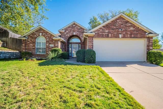 1333 Colorado Drive, Benbrook, TX 76126 (MLS #14678148) :: Craig Properties Group