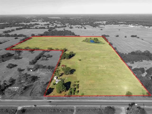 6085 W State 154 Highway, Yantis, TX 75497 (MLS #14678473) :: Real Estate By Design