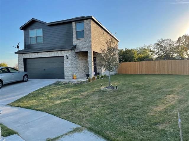 2014 Ruth Circle, Seagoville, TX 75159 (MLS #14678514) :: Justin Bassett Realty