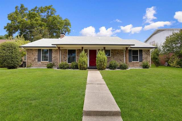 4764 Shands Drive, Mesquite, TX 75150 (MLS #14678772) :: Real Estate By Design