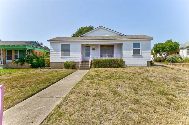 1951 Columbus Avenue, Fort Worth, TX 76164 (MLS #14678896) :: Real Estate By Design