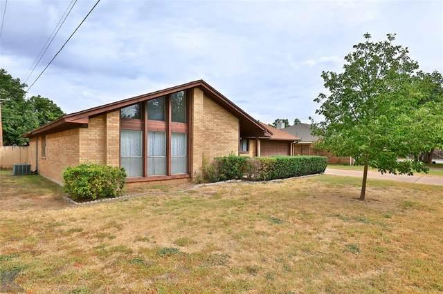 2410 Button Willow Avenue, Abilene, TX 79606 (MLS #14678949) :: Craig Properties Group