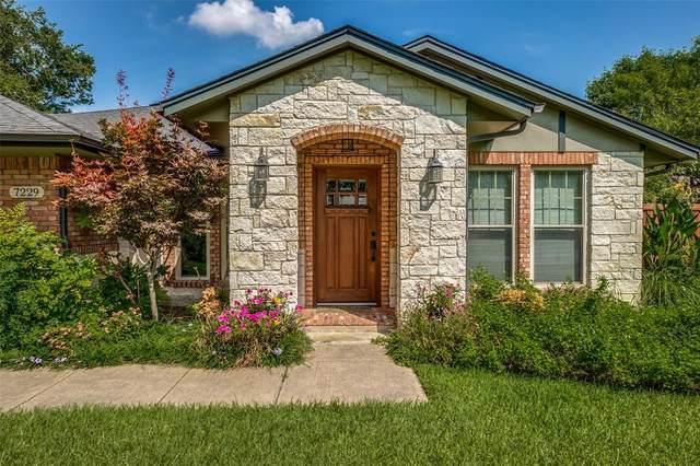 7229 Wild Valley, Dallas, TX 75231 (MLS #14679566) :: Real Estate By Design