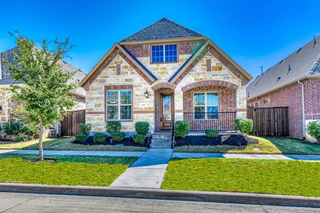 669 Enfield Drive, Frisco, TX 75036 (MLS #14679672) :: Epic Direct Realty
