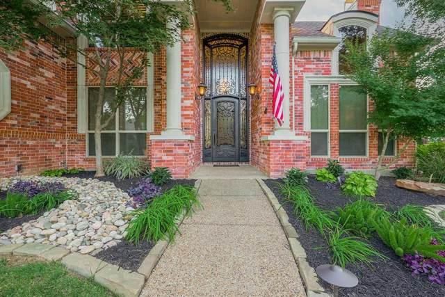 4104 Fairway Drive, Flower Mound, TX 75028 (MLS #14680028) :: Real Estate By Design