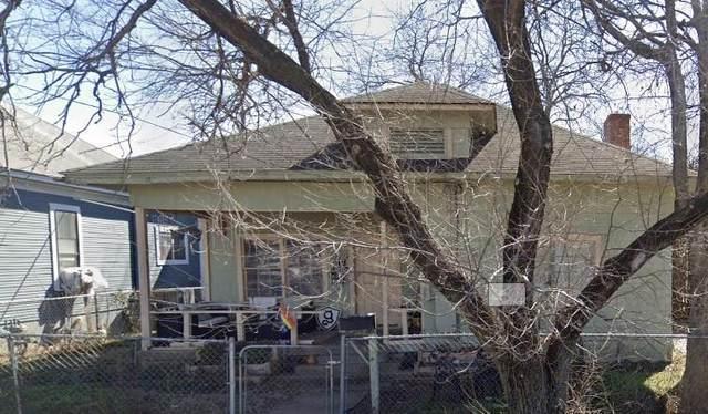 628 W 7th Street, Dallas, TX 75208 (MLS #14680051) :: HergGroup Dallas-Fort Worth