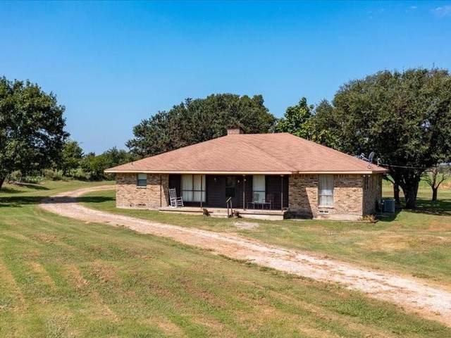 1224 Oil Field Road, Ennis, TX 75119 (MLS #14680275) :: Real Estate By Design
