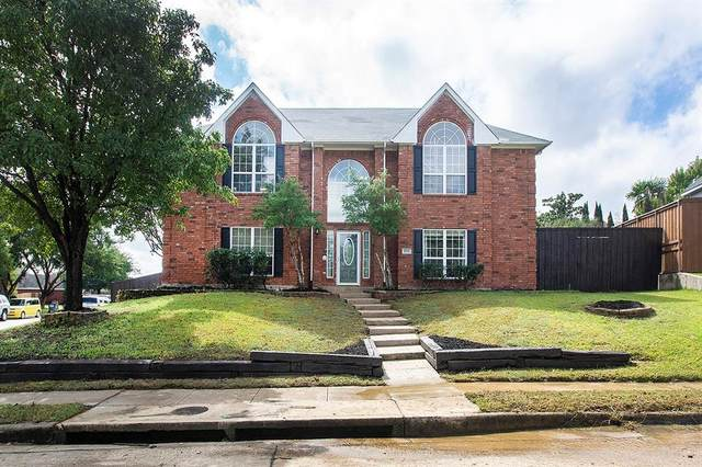 2614 Barger Lane, Sachse, TX 75048 (MLS #14680378) :: Front Real Estate Co.