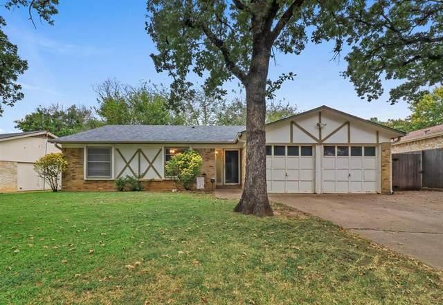 5407 Lansingford Trail, Arlington, TX 76017 (MLS #14680917) :: The Chad Smith Team