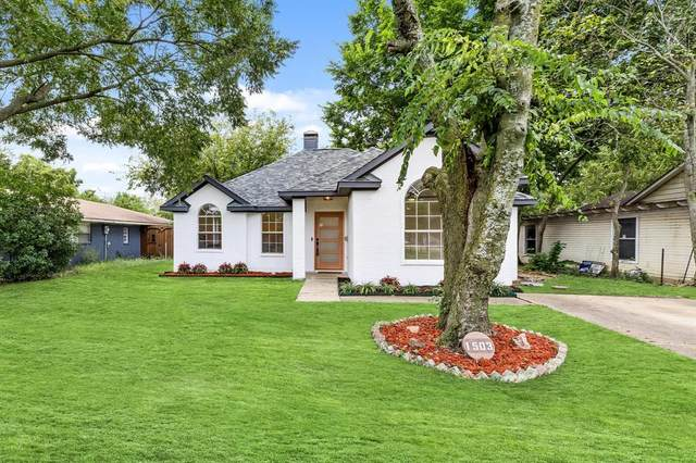 1503 Pearson Avenue, Mckinney, TX 75069 (MLS #14681098) :: Craig Properties Group