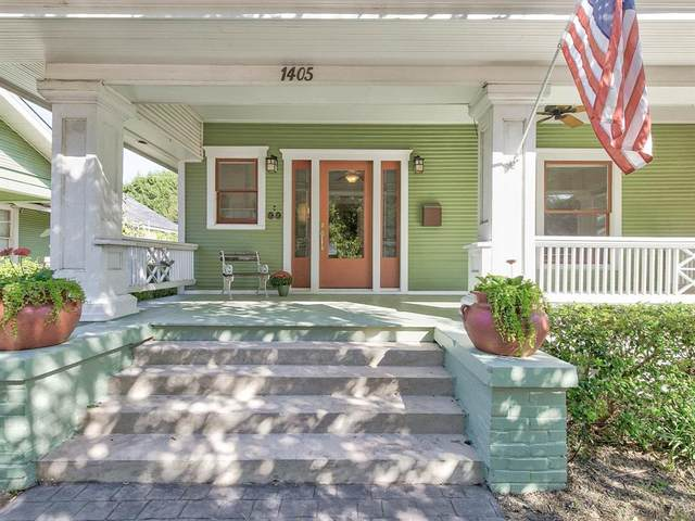 1405 Fairmount Avenue, Fort Worth, TX 76104 (MLS #14681691) :: Real Estate By Design