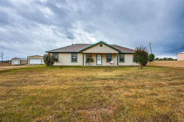 11053 W Us Highway 82 Highway, Savoy, TX 75479 (MLS #14681771) :: The Star Team | Rogers Healy and Associates