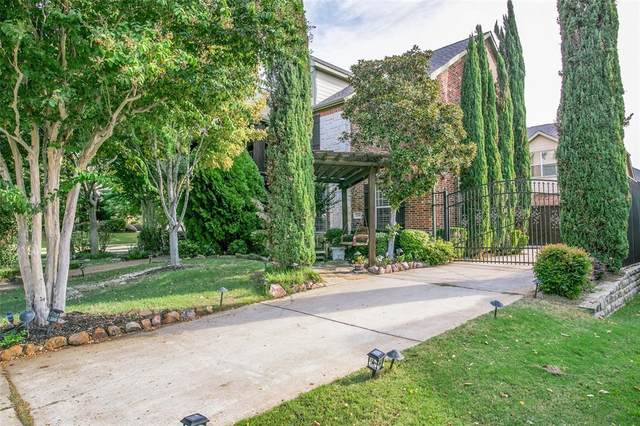 1201 Queen Guinevere Drive, Lewisville, TX 75056 (MLS #14681949) :: Real Estate By Design