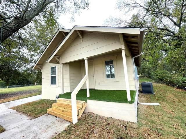 2811 Dalton Street, Greenville, TX 75401 (MLS #14683103) :: Lisa Birdsong Group | Compass