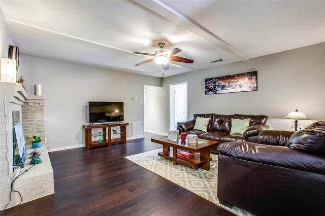 700 Brentwood Lane, Richardson, TX 75080 (MLS #14683215) :: Real Estate By Design