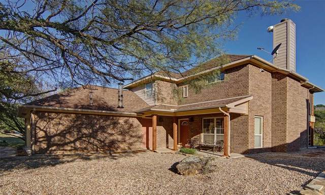 277 Mission Hills Drive, Possum Kingdom Lake, TX 76449 (MLS #14683289) :: Lisa Birdsong Group | Compass