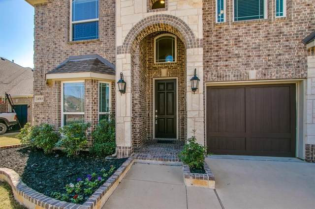 4313 Canadian River Drive, Celina, TX 75078 (MLS #14683883) :: Real Estate By Design