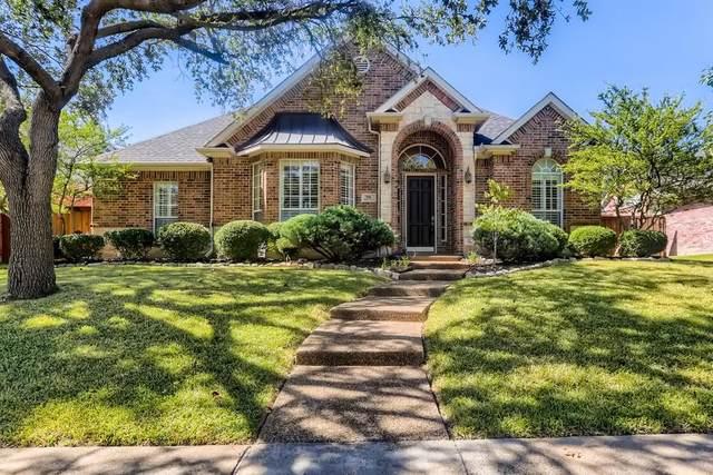 916 Horseshoe Bend, Richardson, TX 75081 (MLS #14683927) :: Real Estate By Design