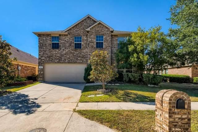 408 Twin Knoll Drive, Mckinney, TX 75071 (MLS #14683984) :: Craig Properties Group