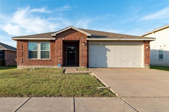 4312 Kyleigh Drive, Fort Worth, TX 76123 (MLS #14684129) :: Trinity Premier Properties