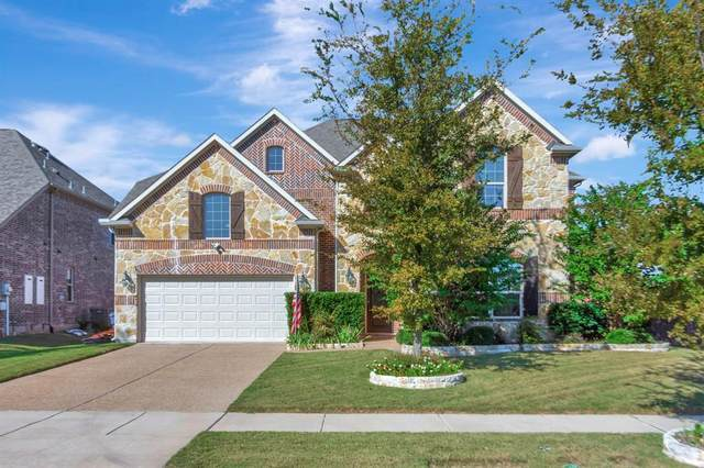 9982 Crown Meadow Drive, Frisco, TX 75035 (MLS #14684172) :: United Real Estate