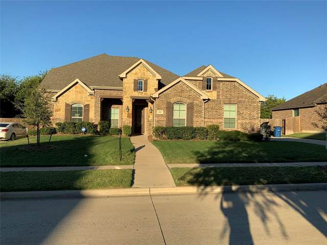 213 Wisteria Way, Red Oak, TX 75154 (MLS #14684441) :: The Chad Smith Team