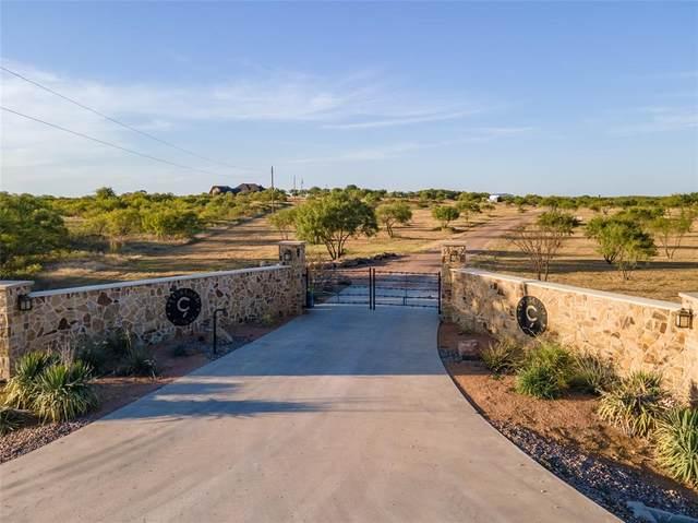 3030 Turner Road, Megargel, TX 76370 (MLS #14684756) :: Real Estate By Design