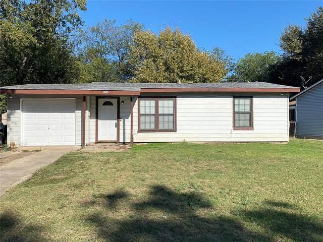 3724 Neches Street, Fort Worth, TX 76106 (MLS #14685044) :: Lisa Birdsong Group | Compass