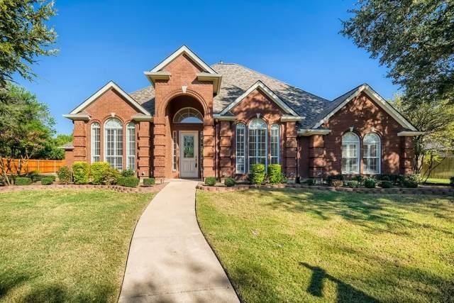 708 Saint Johns Drive, Mansfield, TX 76063 (MLS #14685366) :: Lisa Birdsong Group | Compass