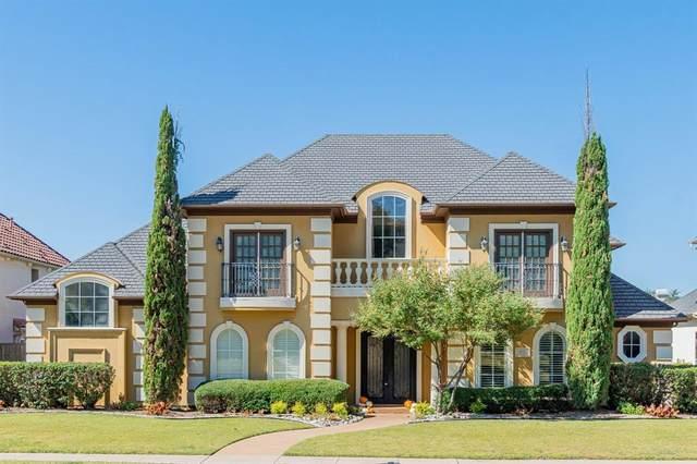 6601 Crown Forest Drive, Plano, TX 75024 (MLS #14685567) :: RE/MAX Pinnacle Group REALTORS