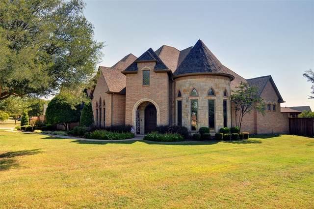 4300 Hennessy Court, Burleson, TX 76028 (MLS #14685634) :: Craig Properties Group