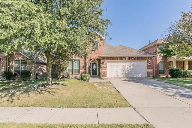 2833 Cascade Cove Drive, Little Elm, TX 75068 (MLS #14685711) :: Jones-Papadopoulos & Co