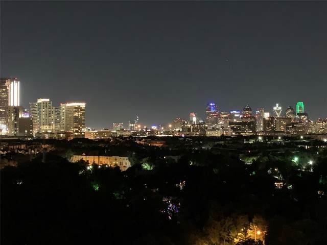 3883 Turtle Creek Boulevard #1506, Dallas, TX 75219 (MLS #14685768) :: All Cities USA Realty