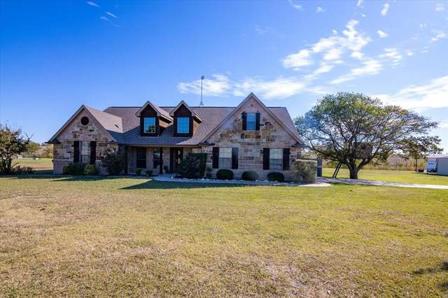 140 Heritage Parkway E, Decatur, TX 76234 (MLS #14686190) :: The Good Home Team