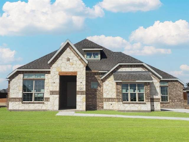 2129 Pepperdine Drive, Weatherford, TX 76088 (MLS #14686221) :: Lisa Birdsong Group | Compass
